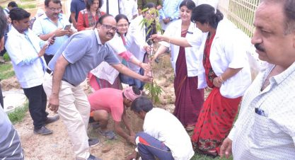 Plant A Tree In College Campus