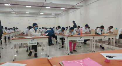 First Batch of This College Going For First Prof