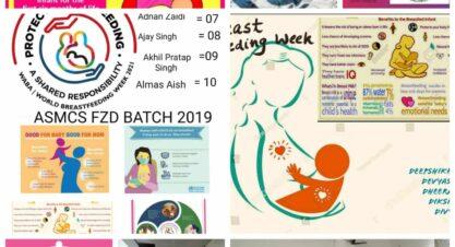 World Breastfeeding Day 2019