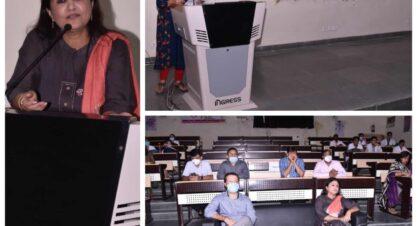 Ethics Meet in ASMC Firozabad